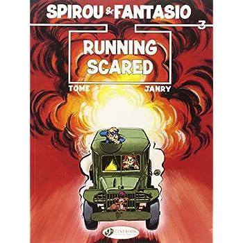 Spirou & Fantasio - tome 3 Running Scared (03)