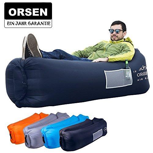 ORSEN, sofa gonflable, canapé gonflable imperméable à l'eau, chaise...