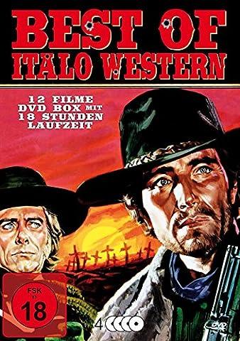 Best of Italo Western [4 DVDs]