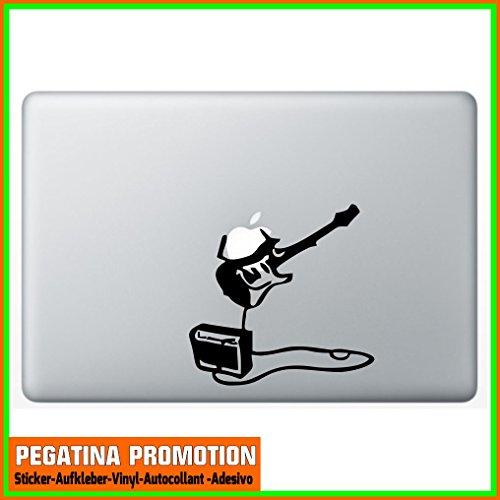 """Preisvergleich Produktbild """"Gitarre Amp Verstärker"""" Aufkleber Sticker für Macbook Air 11 13, Macbook skin 13, 15, 17 Zoll inch Apple Notebook Aufkleber ohne Hintergrund Tattoo Vinyl PEGATINA Apple Mac Hintergrund"""