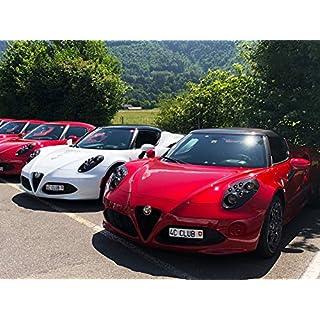 Alfa Romeo 4C Passion Meeting in Interlaken