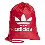 adidas Erwachsene Trefoil Sportbeutel, rot (Real Red), 37 x 47 cm