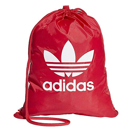 adidas Unisex's Trefoil Gymbag, Real Red, 37 x 47 cm