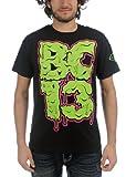 Brokencyde - Bc Slimed Mens T-Shirt In Black