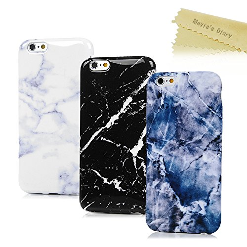3-pack-maviss-diary-iphone-6s-plus-case-iphone-6-pluscase-55-3-pcs-soft-silicone-rubber-case-marble-