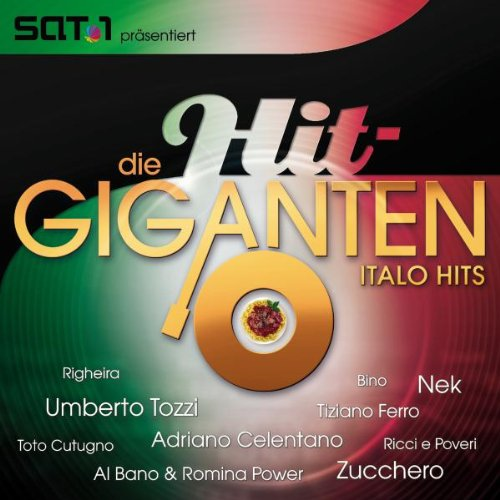 Smm (Sony Music) Die Hit Giganten - Italo Hits