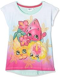 SUN CITY Shopkins in A Melon, T-Shirt Bambina