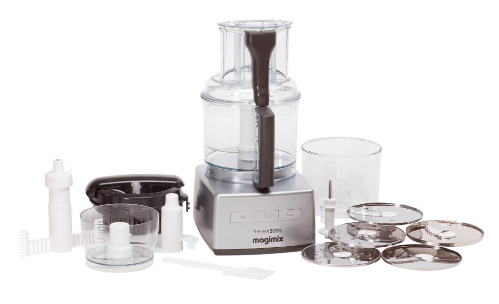 Magimix 18534 5200xl Food Processor Satin Finish Amazon