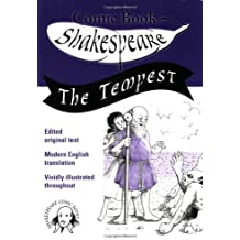 The Tempest: The Cartoon Illustrated Edition (Comic Book Shakespeare)