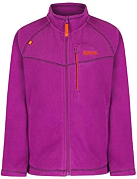 Regatta Great Outdoors - Chaqueta polar Marlin V para niños (34/Viola)