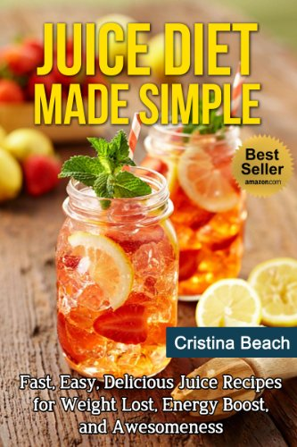 Juice diet made simple fast easy delicious juice recipes for juice diet made simple fast easy delicious juice recipes for weight loss malvernweather Gallery