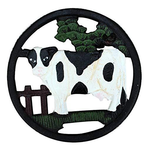 Sungmor - Salvamanteles Hierro Fundido Resistente
