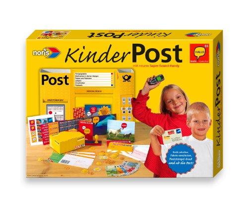 Noris Spiele 606311004 - Kinderpost, Kinderspiel