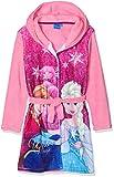 Disney Frozen Mädchen Bademantel Frozen,Rosa, 8 Jahre