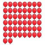 50er/Set Metaillic Look Luftballons Geburtstag Hochzeit Party Deko Club Ballons Dekoballons Ø ca 30 cm