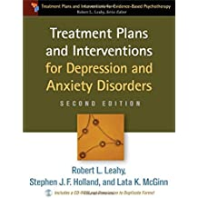 Treatment Plans and Interventions for Depression and Anxiety Disorders, 2e (Treatment Plans and Interventions for Evidence-Based Psychotherapy)