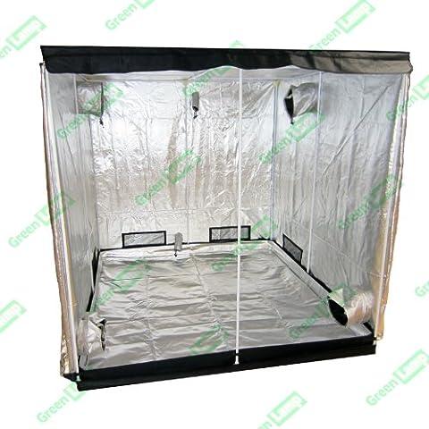 Green Lamp Premium Hydroponics Tente pliante chambre noir à revêtement