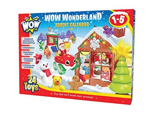 WOW Toys Wonderland Advent Calendar OLD VERSION