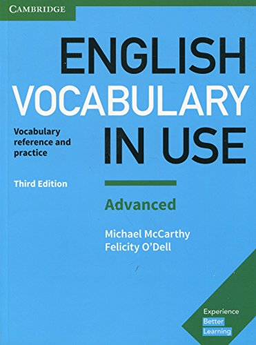 English Vocabulary in Use: Advanced Book with Answers Third Edition