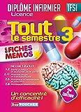 IFSI Tout le semestre 3 en fiches mémos - Diplôme infirmier - 2e édition: Diplômes d'Etat infirmier