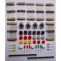 Allgemeine Paket Elektronischen Komponenten Führten Transistoren