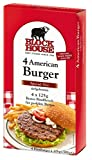 Block House - American Burger Patties Rindfleisch TK - 4St/500g
