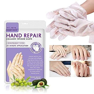5 Packs Handfeuchtigkeitsspendende Handschuhe