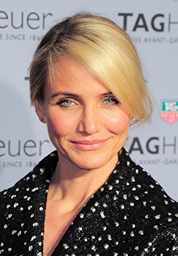 The Poster Corp Cameron Diaz at Arrivals for Tag Heuer'S New York City Flagship Store Grand Opening Photo Print (40,64 x 50,80 cm)