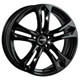 CARMANI 05 Arrow black 7x16 ET47 5.00x112 Hub Bore 66.60