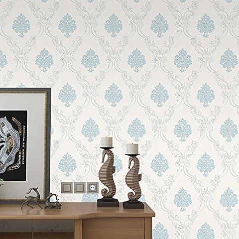 BTJC Fondo de pantalla, talladas a mano peque?o Ou Hua Pu PVC papel pintado dormitorio completo papel pintado decoraci¨®n , 83088