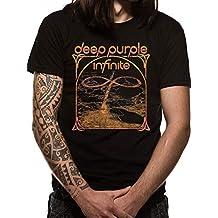 CID Herren T-Shirt Deep Purple-Multi Colour