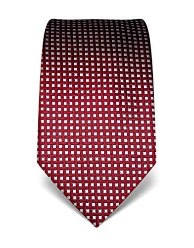 vincenzo-boretti-corbata-seda-rojo-blanco