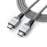 #10: Mivi 3 Mtr High Speed HDMI Cable V2.0 - 24K Gold plated connectors - 28AWG Braided