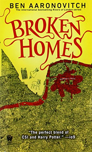 Buchseite und Rezensionen zu 'Broken Homes: A Rivers of London Novel' von Ben Aaronovitch