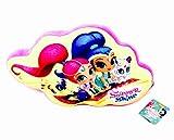 Kids- Cojín con Diseño Shimmer&Shine, Color Rosa, 35.0x25.0x5.0 cm (SH17005V)