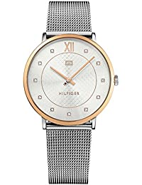 Tommy Hilfiger Analog White Dial Women's Watch - TH1781811