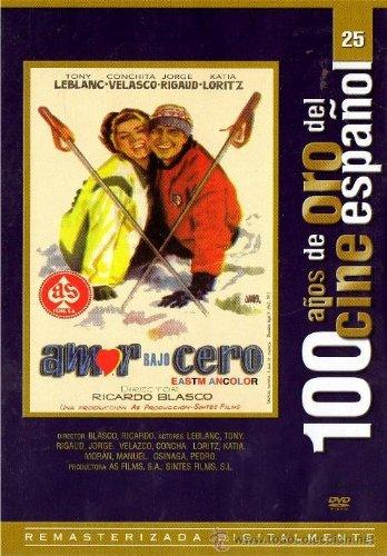 Amor Bajo Cero [DVD]