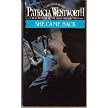 She Came Back (A Miss Silver Mystery)