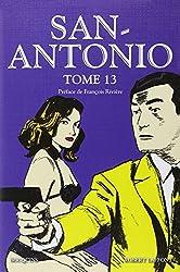 San-Antonio, tome 13