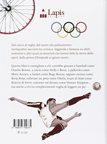 Zoom IMG-1 cos per sport storie di