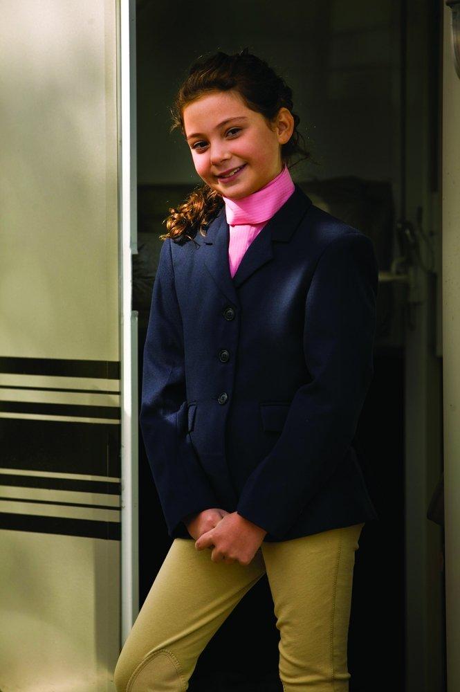 TuffRider Girl's-Giacca da concorso per equitazione