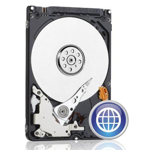 Western Digital WD5000BPVT Blue 500GB interne Festplatte (6,4 cm (2,5 Zoll), 5400rpm, SATA 3Gb/s, 8MB Cache, AFT) - Western Digital 500 Gb Sata
