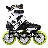 STBB Rollschuhe Räder Inline Skates Xuanwu Roller Slalom Skate Convert to Inline Speed Skates Frame Base Für Benutzer 39 Modell 2
