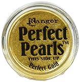 Perfekte Perlen Ranger Industries Pigment Puder, Perfect Gold