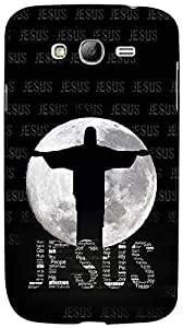 PrintVisa Religious Jesus Case Cover for Samsung Galaxy Grand Neo