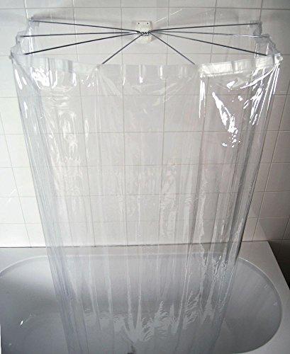 Ridder Duschfaltkabine Ombrella kristall 170 cm