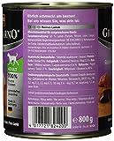 Animonda Gran Carno Sensitive Adult Reines Lamm, 6er Pack (6 x 800 g) - 6
