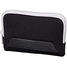 """Hama Tasche """"Smart Sleeve"""" für Nintendo New 3DS/3DS/DSi mit zwei Game Cases, schwarz/weiß"""
