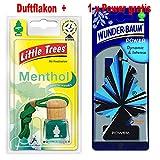 Wunderbaum Wunder-Baum Duftflakon Menthol Lufterfrischer Raumduft Autoduft inkl. 1 x