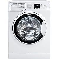 Bauknecht WA Soft 8F41 Waschmaschine Frontlader / A+++ -10% / 1400 UpM / langlebiger Motor / Nachlegefunktion / Wasserschutz / weiß